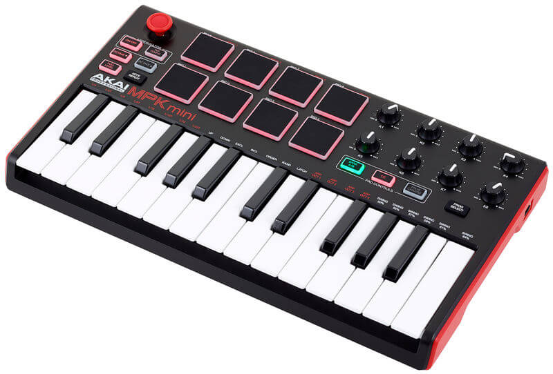 alesis v49 midi keyboard for beginners is a good choice