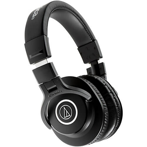 Audio-Technica ATH-M40x - are they the best budget headphones for beginners?