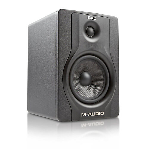 Are M-Audio BX5 the best budget studio monitors for beginners?