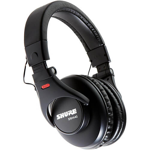 Shure SRH440 - are they the best budget headphones for beginners?