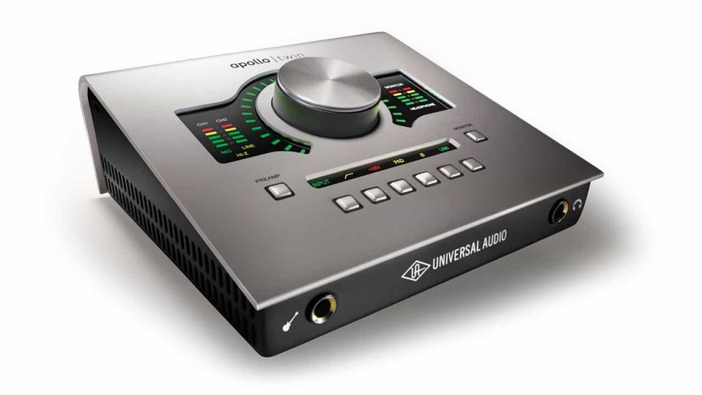 UNIVERSAL AUDIO APOLLO TWIN DUO USB AUDIO INTERFACE FOR BEGINNERS