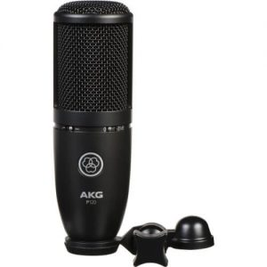 is AKG P12 best cheap condenser mic