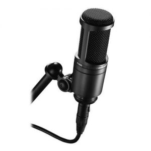 is AT2020 best condenser microphone 2017