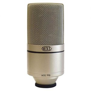 is MXL 990 best condenser mic for vocals under 100