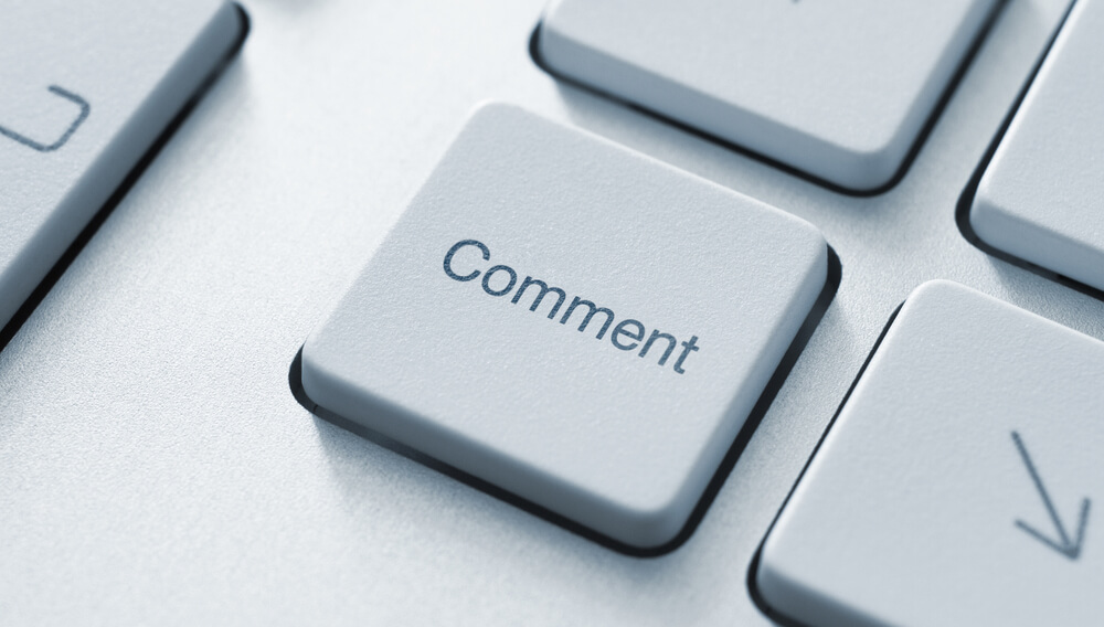 commenting on music related blogs to promote your video