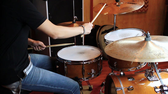 How to making a beat with drums