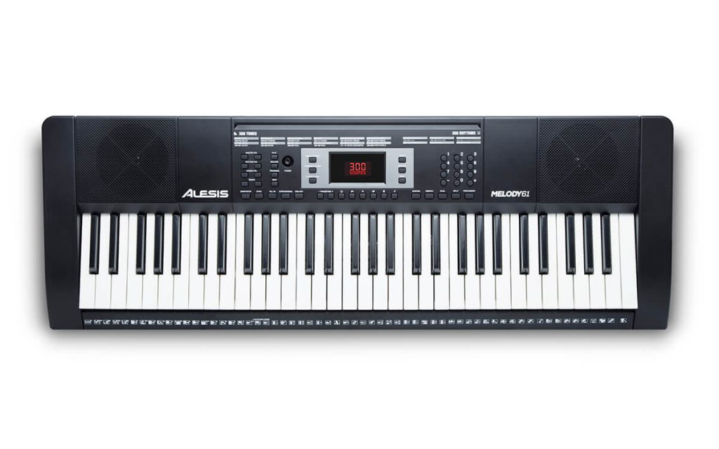 Alesis Melody 61-Key Digital Piano