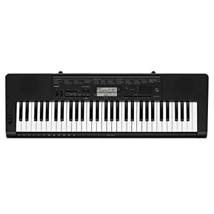 Casio CTK 3500 61-Key Digital Keyboard