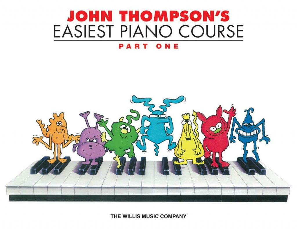 Easiest Piano Course is one of the best piano books for beginners
