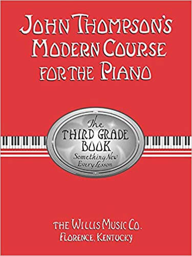 Modern course for the piano is one of the best piano books for beginners