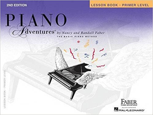 Piano adventures primal level is one of the best piano books for beginners