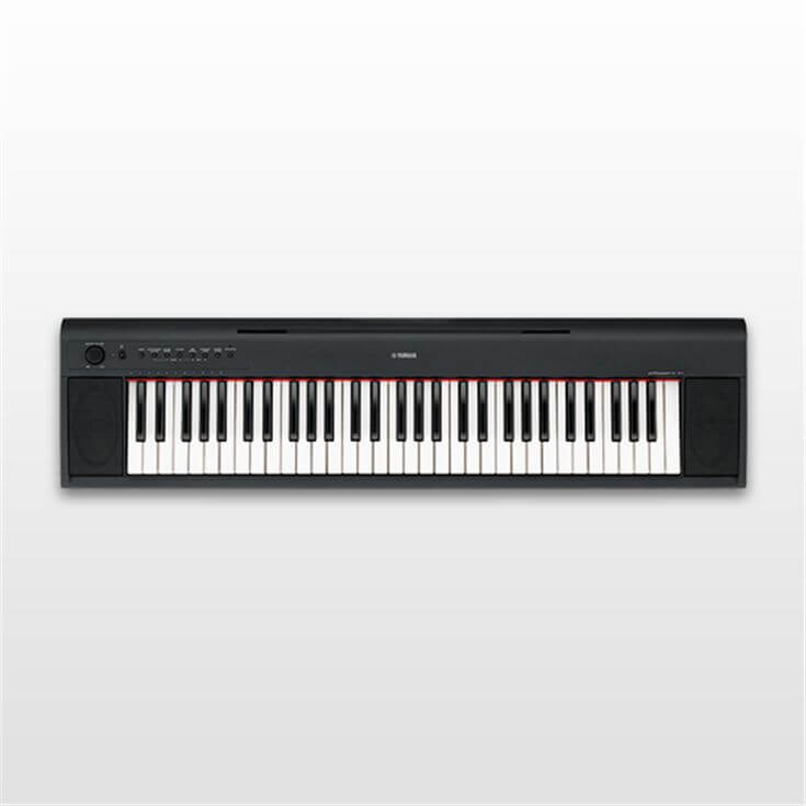 Yamaha Piaggero NP11 61-Key Digital Piano