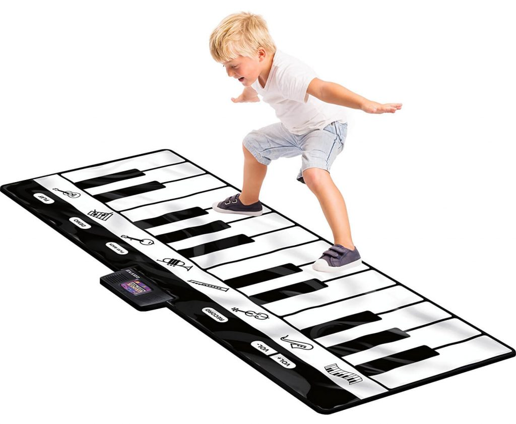 never give up when learning how to play keyboard