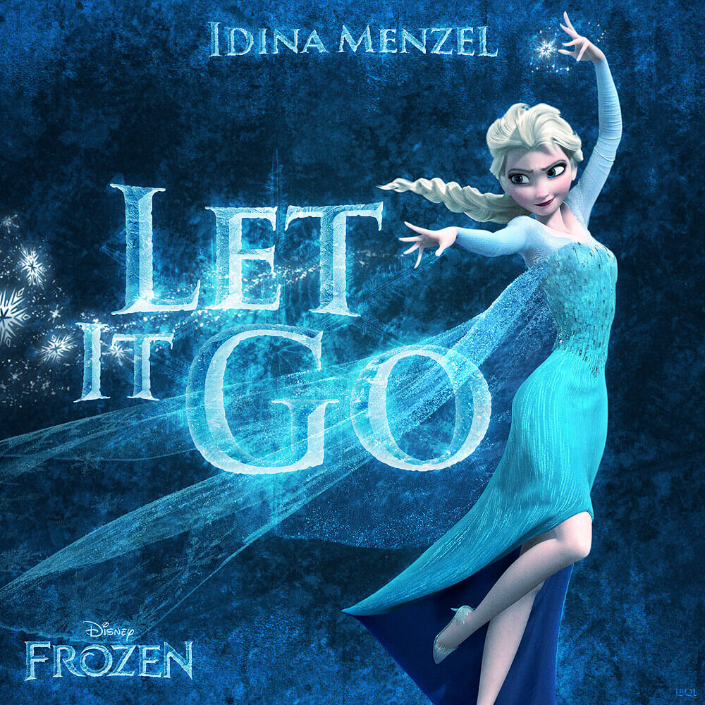 Let It Go (Idina Menzel) - easy keyboard songs for kids