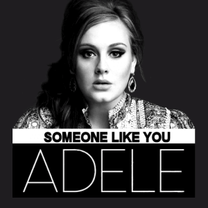 Someone Like You (Adele) - easy songs to play on keyboard