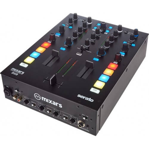 Mixars Duo MKII review