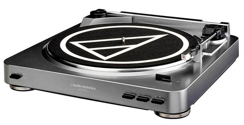 Audio Technica AT-LP60 USB Turntable review