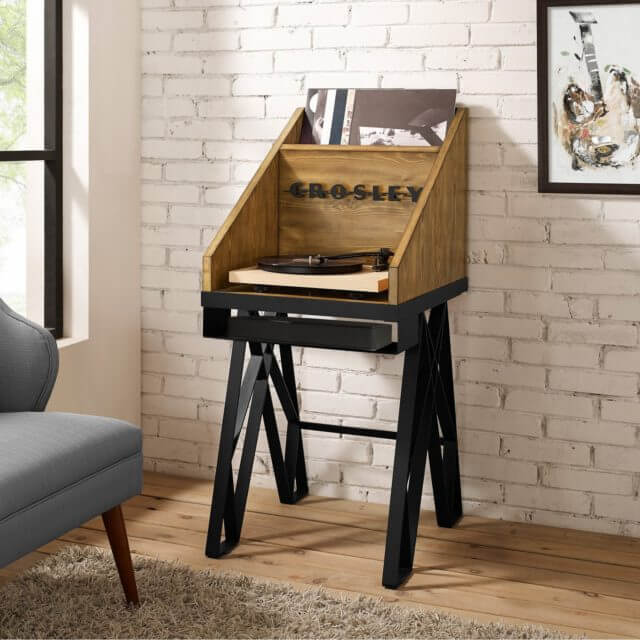 Crosley Brooklyn Turntable Stand review