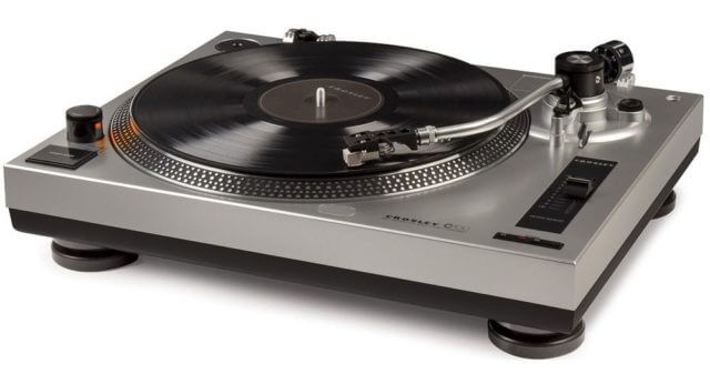 Crosley C100A-SI Turntable review