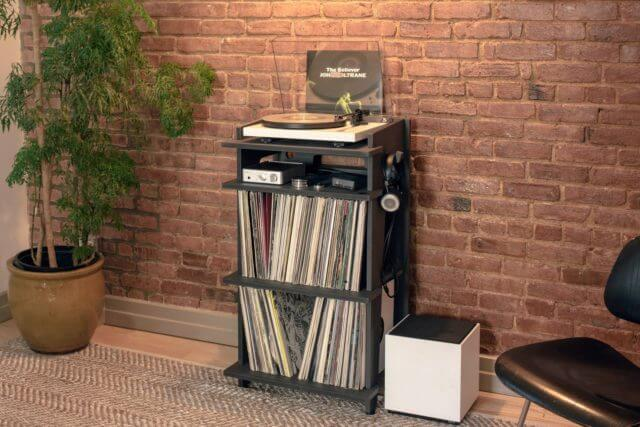 Line Phono Turntable Stand review