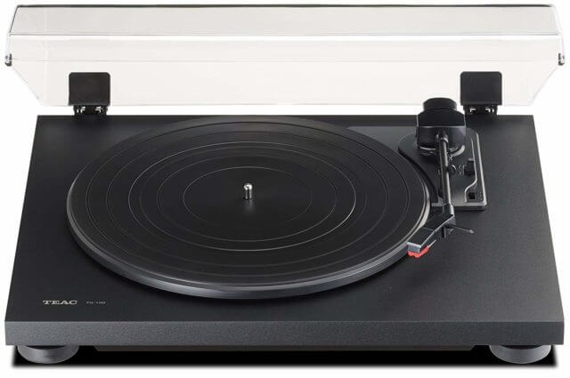 Teac TN100 Analog Auto-Return Turntable review