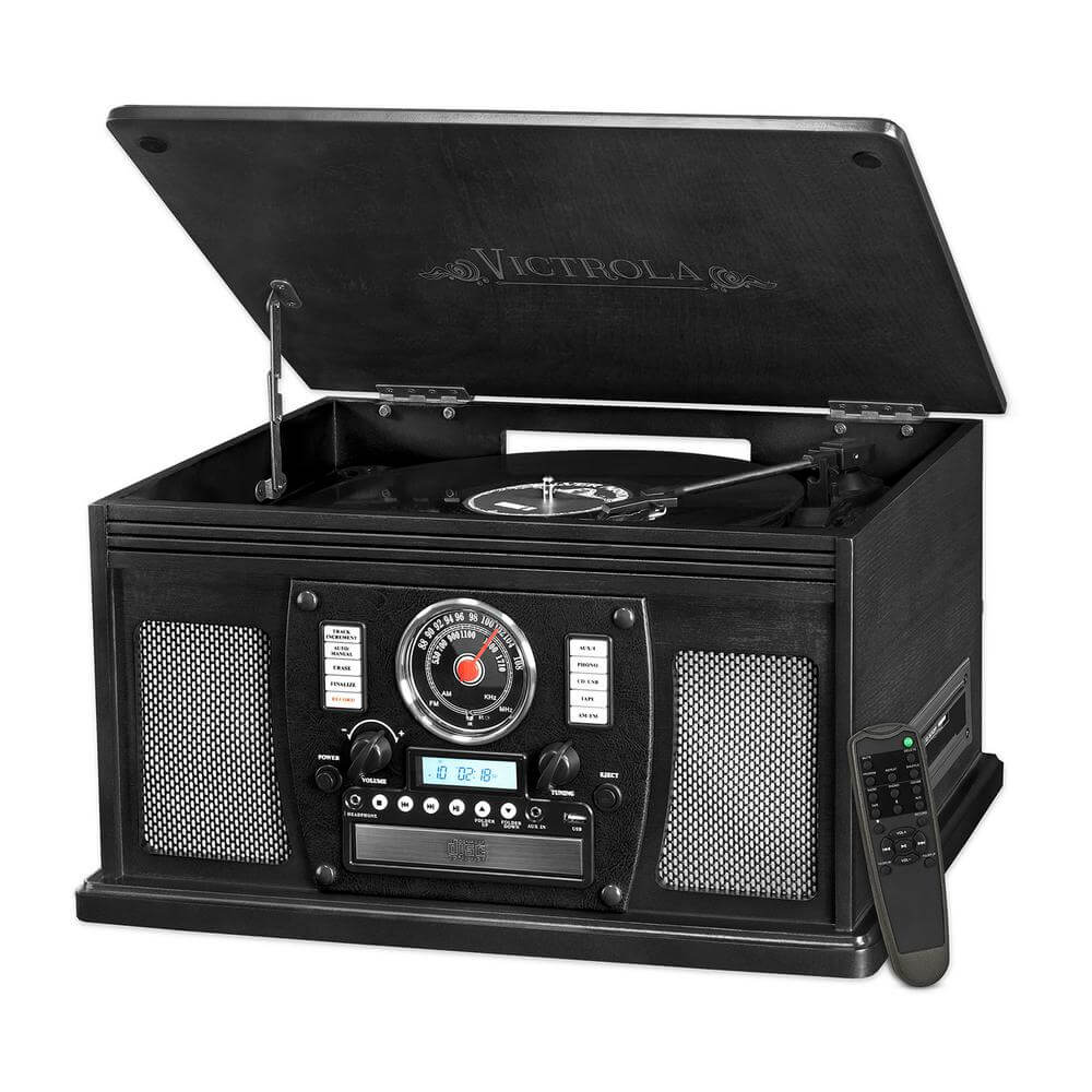 VICTROLA BLUETOOTH TURNTABLE review