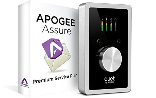 Apogee Duet 2 - Best Sound Card For Mac and iOS