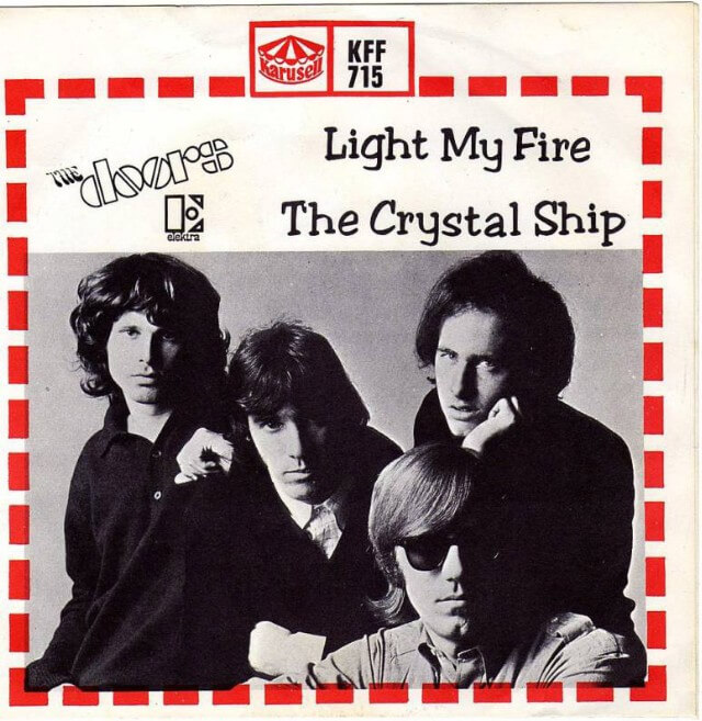 Light My Fire by The Doors - list of acoustic songs