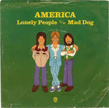 Lonely People by America - acoustic guitar songs for beginners