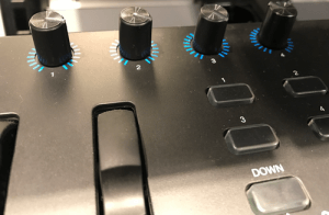 alesis v49 funtions