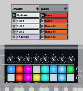 lauchpads ableton