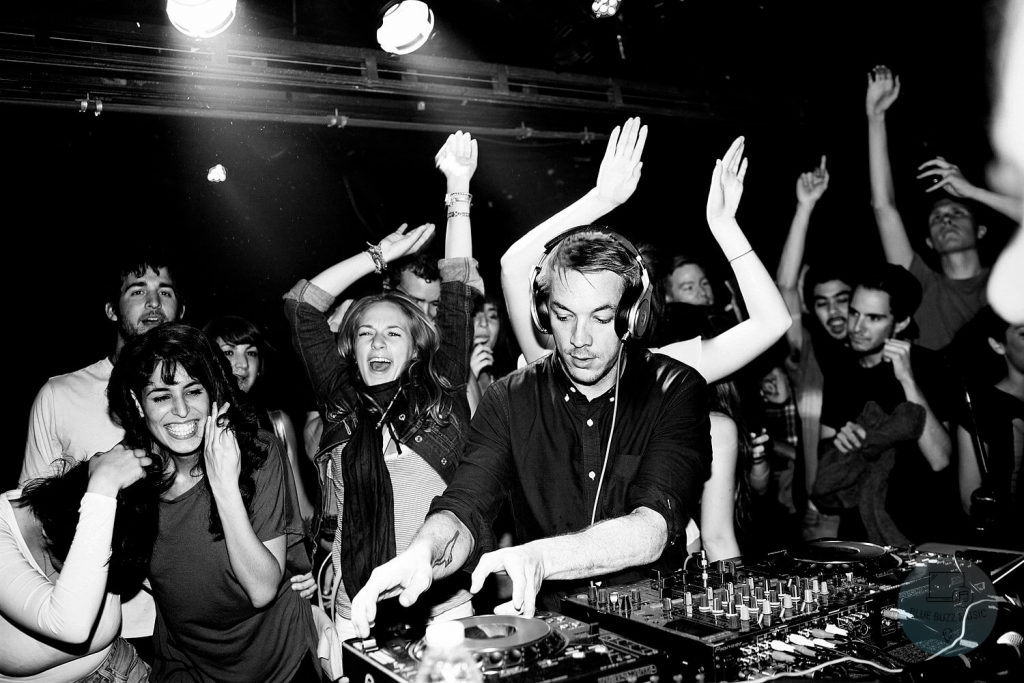 how to get more dj gigs - land a DJ gig during festival - getting your first DJ gigs