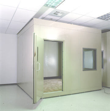 room soundproof isolation booth review