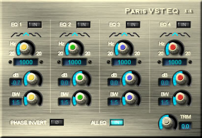 Matt Craig Paris EQ review - best free eq for pc and mac