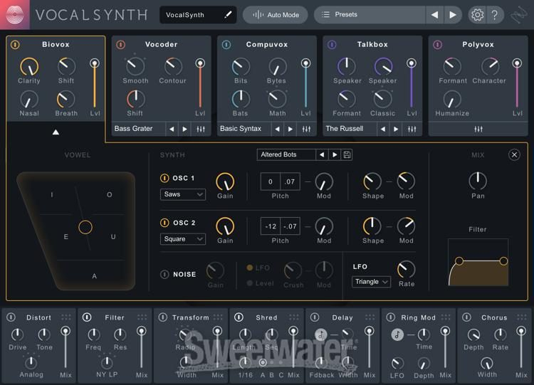 izotope vocalsynth2 review - best trap vsts