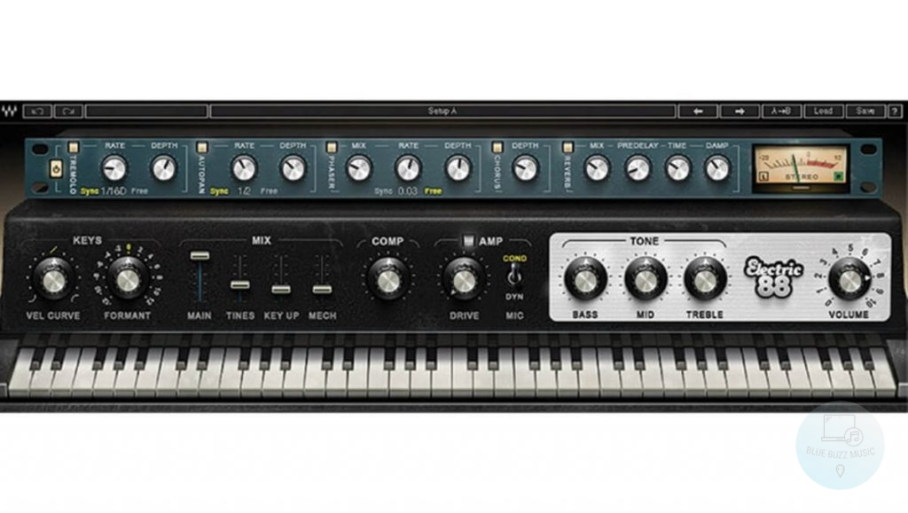 Waves Electric 88 review - rhodes piano vst plugin best