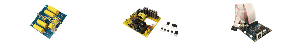 behringer djx750 replacement parts - crossover, power supply, PCB