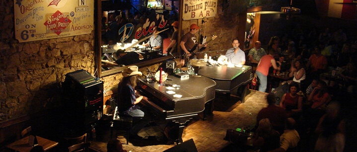 Dueling Piano Songs To Sing Along To