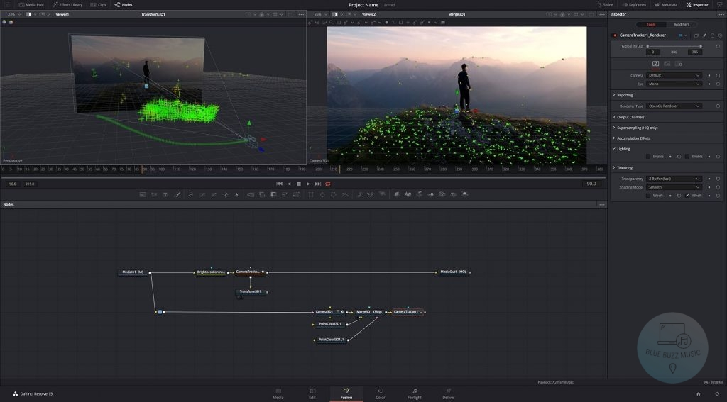 Fusion free vfx software for beginners free download