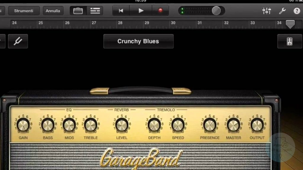 GarageBand Amp and Effects Collection - best guitar vsts for garageband