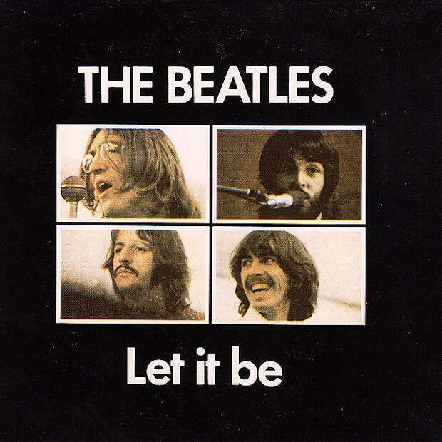 Let it Be by The Beatles easy classic rock song to play on piano