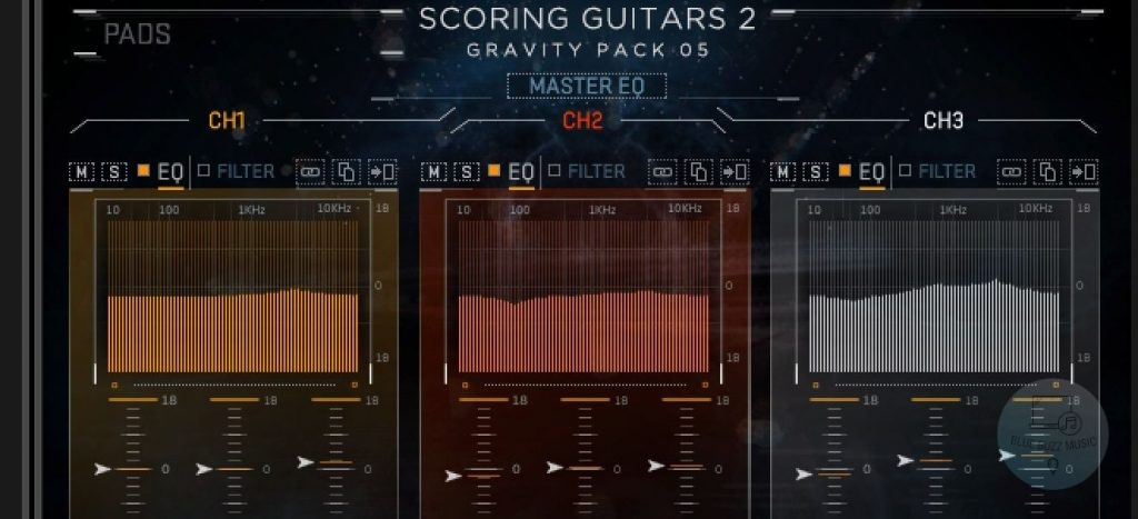 Scoring Guitars 2 by Heavyocity review - electric guitar plugin vst free download