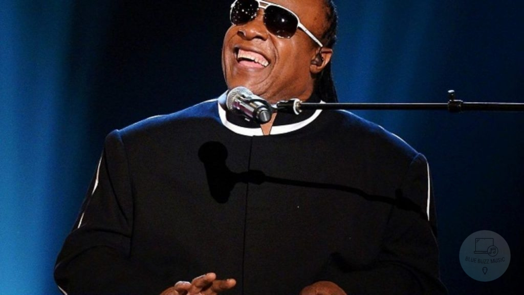 Stevie Wonder one of the best blind pianists in the world