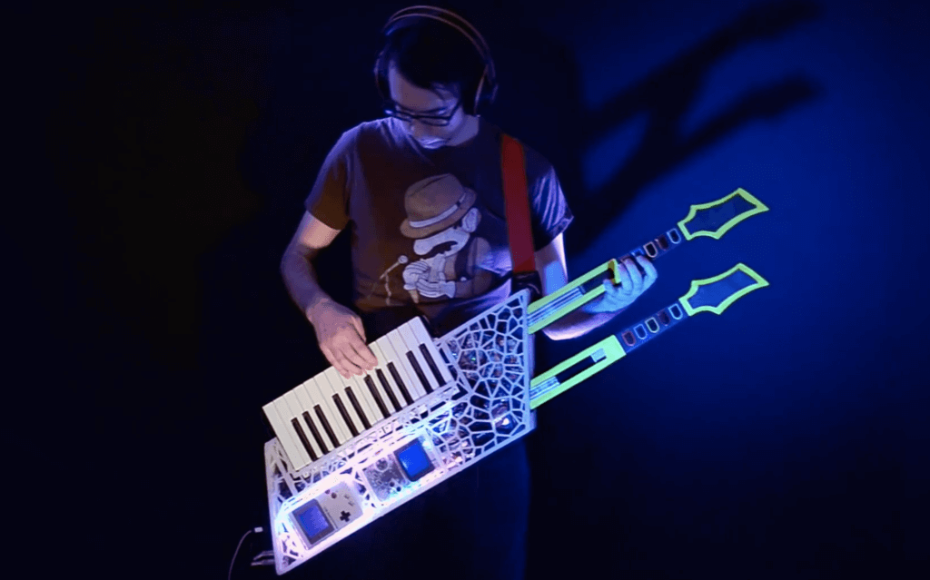 how to play keytar - tips, tricks- guide
