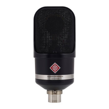 what is large diaphragm condenser microhpone explained