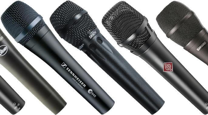 what microphone best for vocals condenser or dynamic