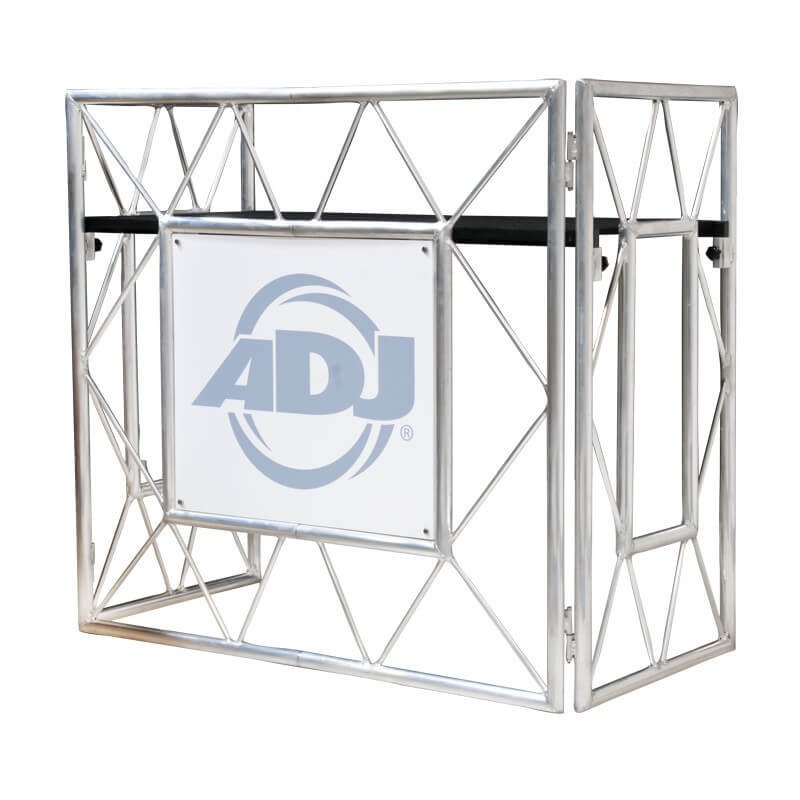 American DJ Pro Event Table - best dj table booth metal