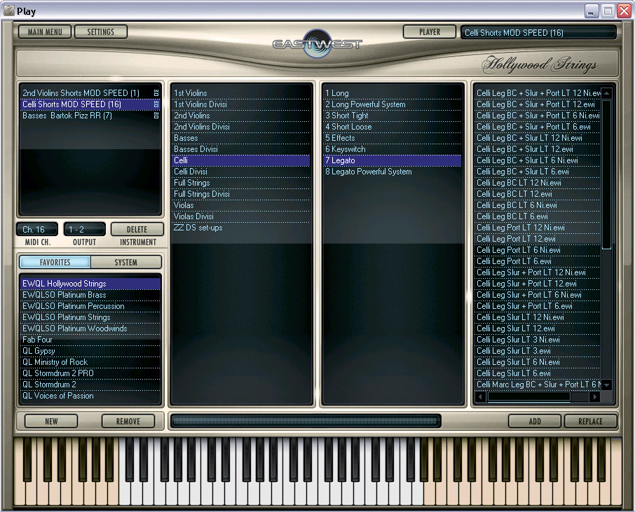 Eastwest Hollywood Strings realistic strings vst plugins free download