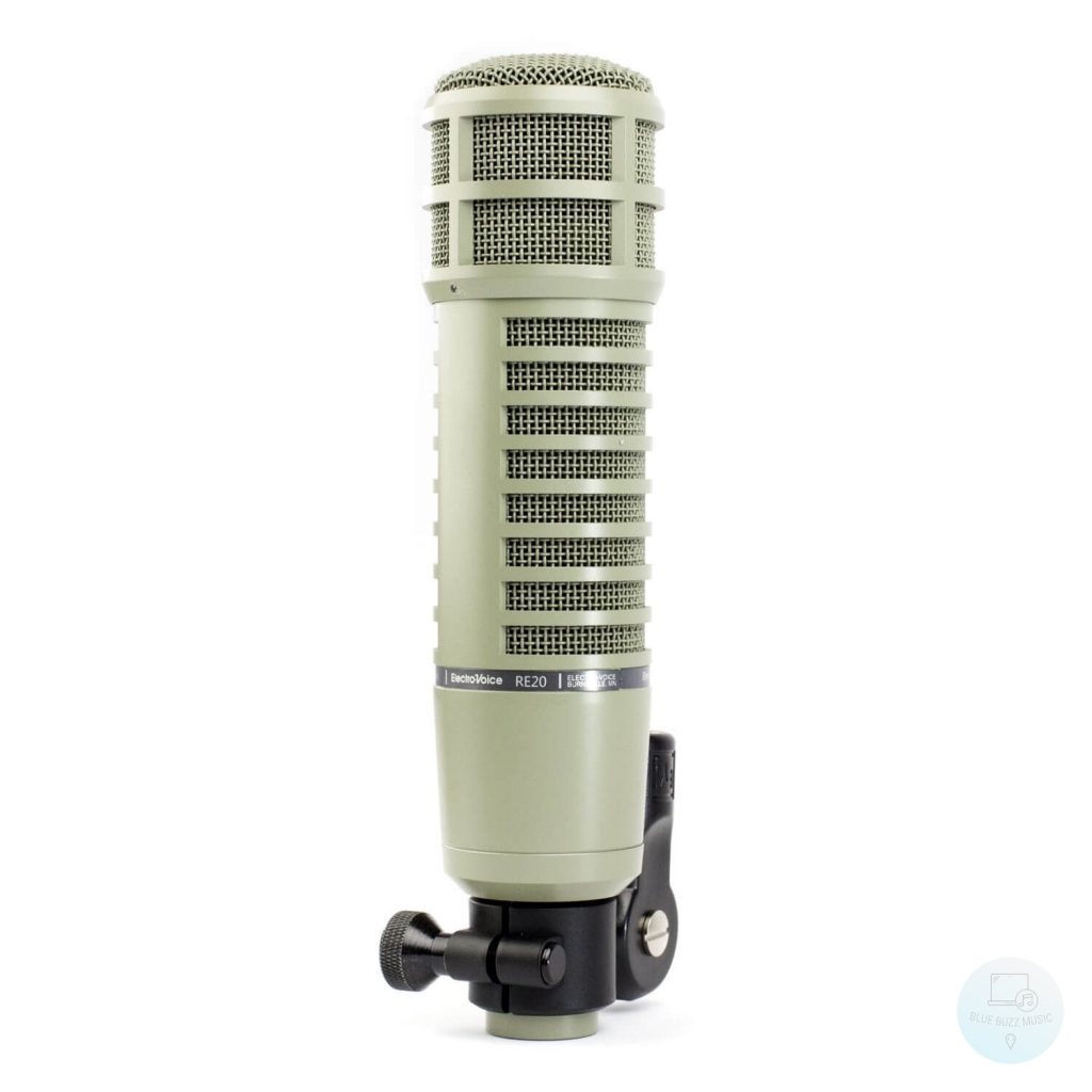 Electro-Voice RE20 - best cardioid dynamic microphone for streaming and podcasting