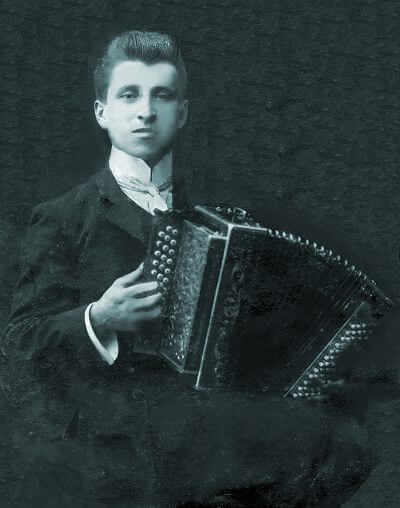 Guido Deiro all-time classic accordion player famous